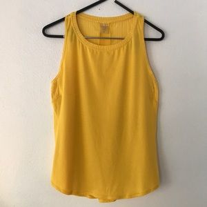 CALIA by Carrie Underwood Move Mesh Inset Tank Top